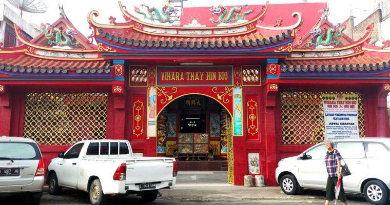 Wisata ke Vihara Thay Hin Bio, karena Lampung Gak Melulu Soal Pantai