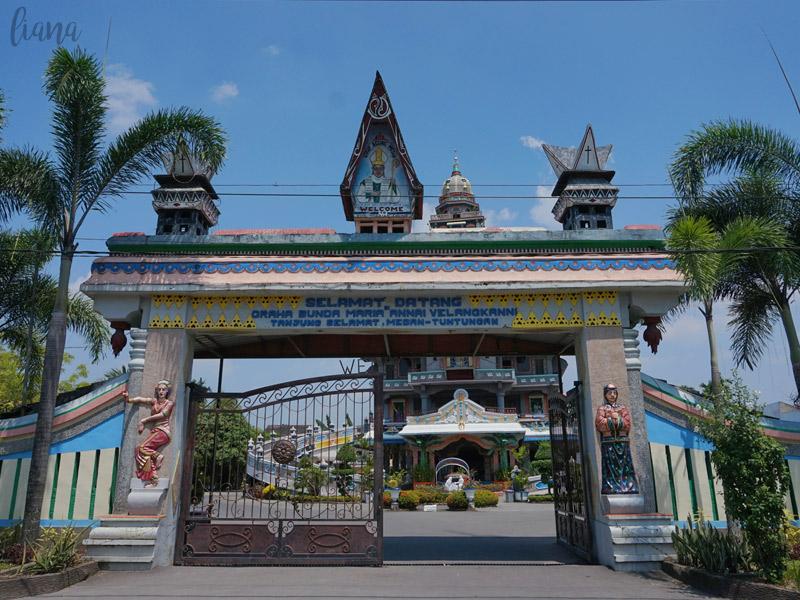 wisata religi di Kota Medan