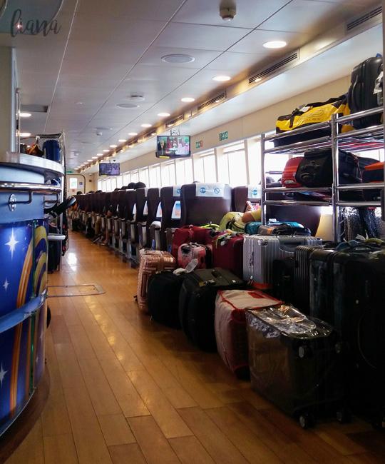 jalan jalan ke Macau, ferry dari Macau ke Hong Kong