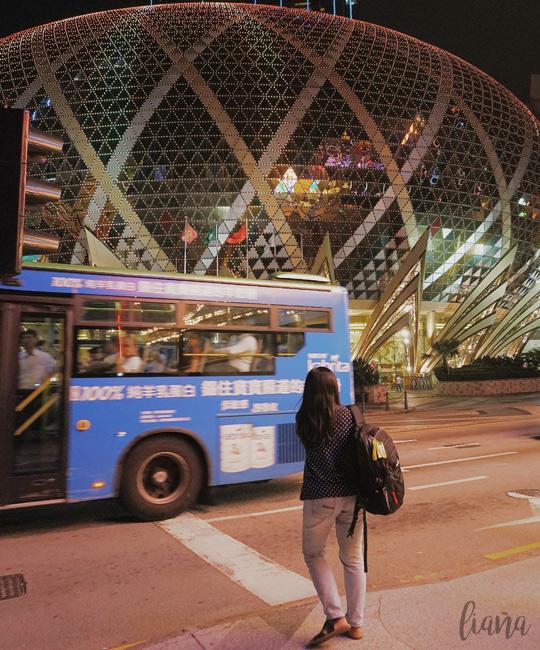 jalan jalan ke Macau, explore macau