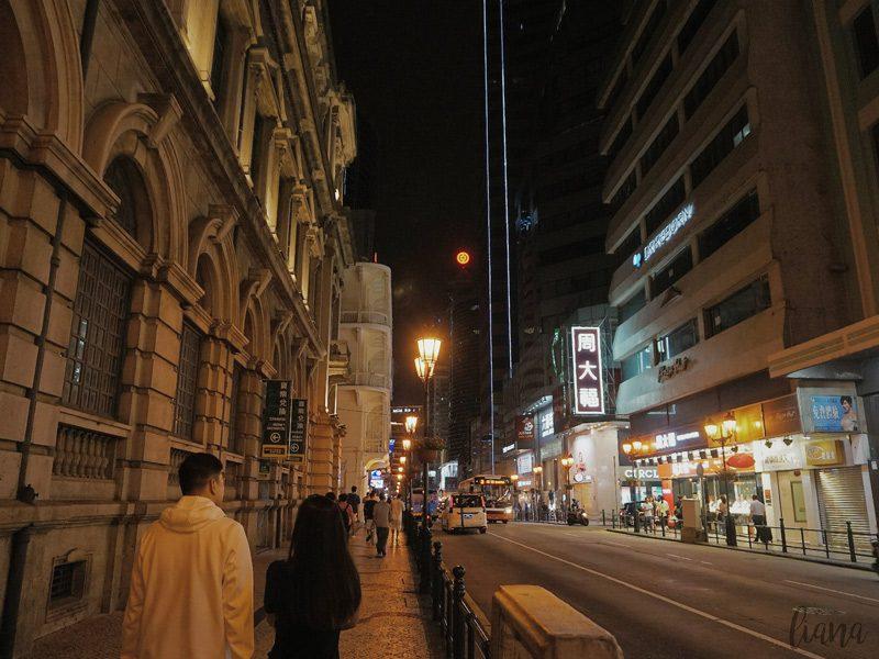 jalan jalan ke Macau