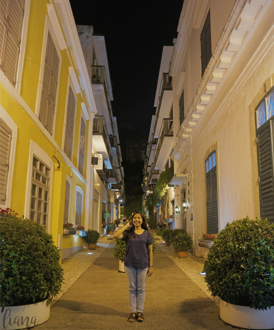 jalan jalan ke Macau, Holy House of Mercy