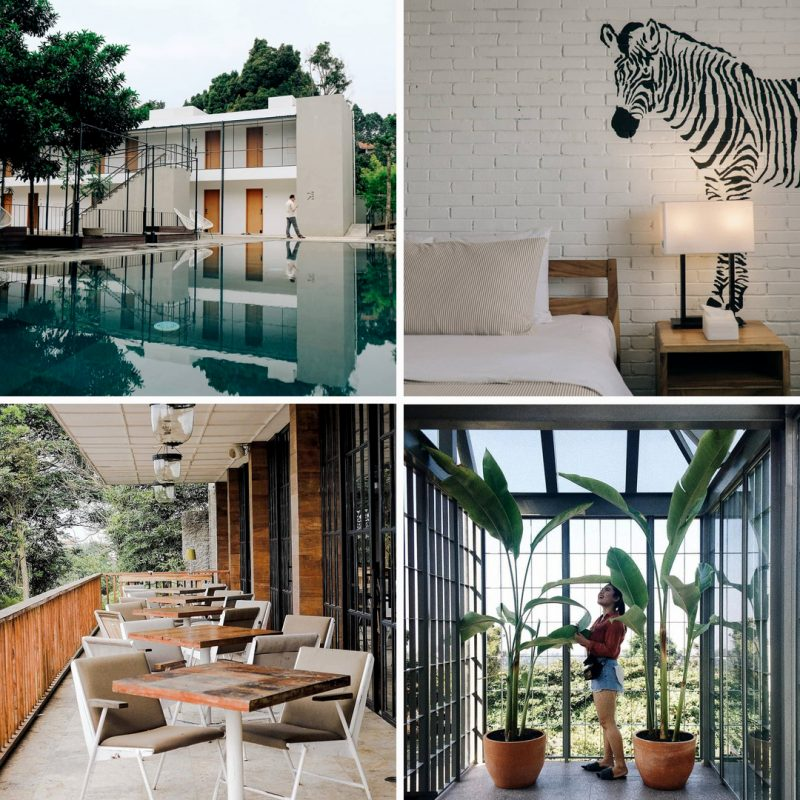 Stevie G Hotel, hotel instagramable di Bandung