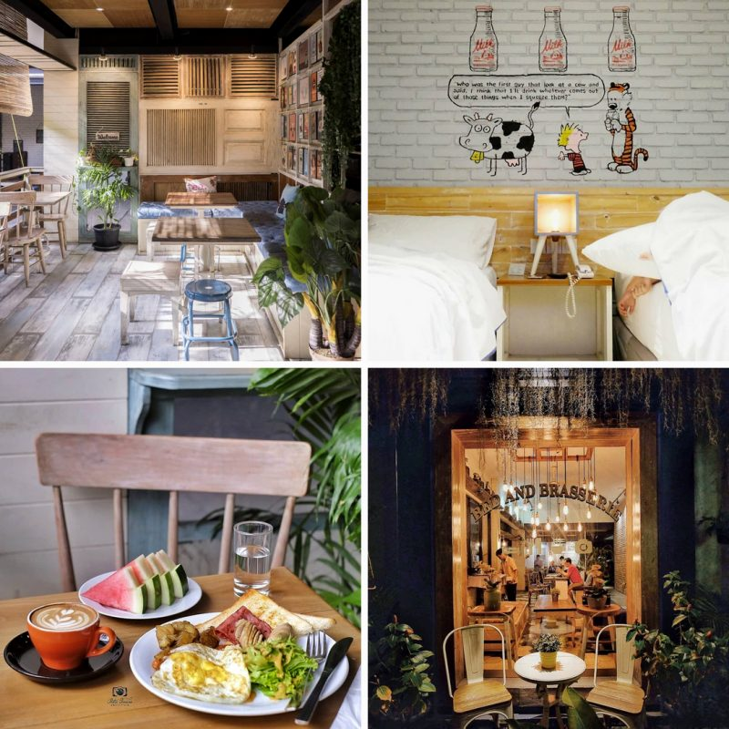 Summerbird Bed and Brasserie, hotel instagramable di Bandung